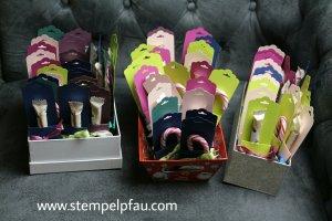 Kleine Goodies aus Stampin' Up! Produkten.
