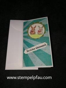 A Good Day Stempelset von Stampin' Up Geburtstagskarte