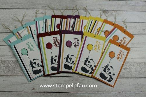 Kinderleicht colorieren mit den Stampin' Blends von Stampin' Up!