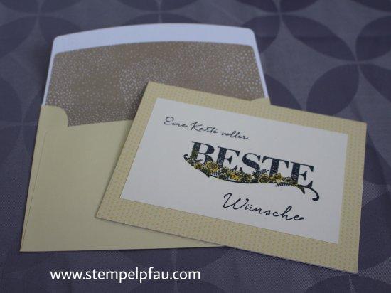 Sale-a-Bration Set Beste Wünsche und Kartenset Tuttifrutti. Erlebe Stampin' Up!