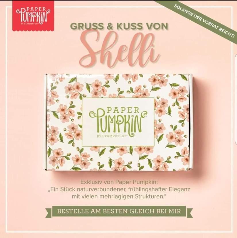 Paper Pumkin. Exklusives Set, einmalig in Deutschland von Stampin' Up!