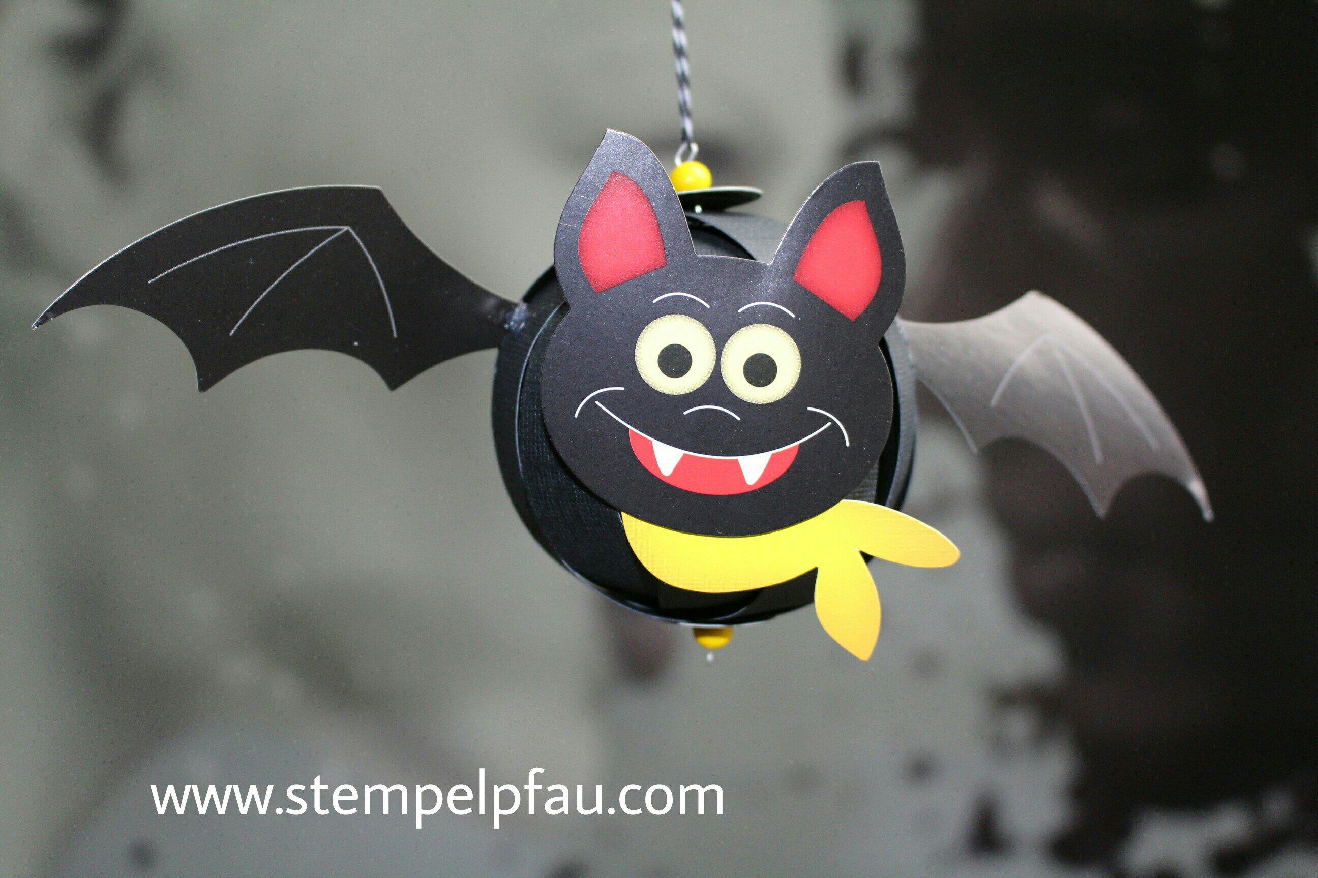 Paperballs Halloween, Kreativ mit Kids